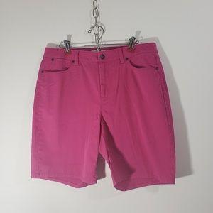 Talbots Women's Bermuda Shorts Sz 12
